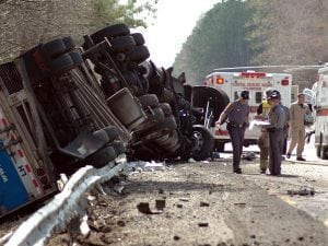 Truck Accident Attorneys in Chico, CA